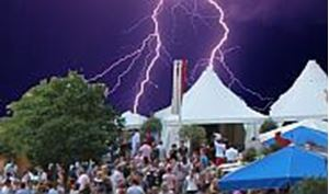 Bild von Blitzschutz bei Veranstaltungen und Versammlungen