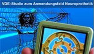 Bild von VDE-Studie zum Anwendungsfeld Neuroprothetik (Print)