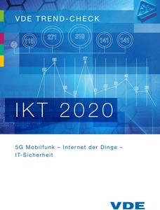 "Picture of VDE TREND-CHECK ""IKT 2020"" (Download)"