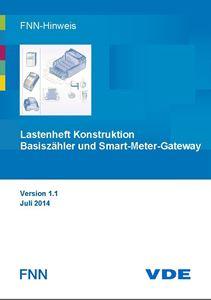 Bild von FNN-Hinweis: Lastenheft Konstruktion - Basiszähler und Smart-Meter-Gateway - Version 1.1