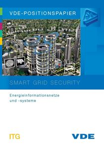 "Bild von VDE-Positionspapier ""Smart Grid Security"" (Download)"