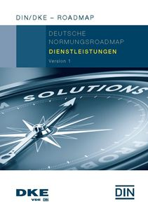 Picture of Deutsche Normungs-Roadmap Dienstleistungen (Download)