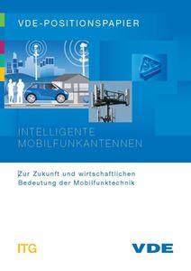 """Bild von VDE-Positionspapier """"Intelligente Mobilfunkantennen"""" (Download)"""