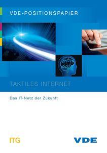 "Picture of VDE-Positionspapier ""Taktiles Internet"" (Download)"