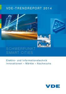 """Bild von VDE-Trendreport 2014 """"Elektro- und Informationstechnik"""" (Download)"""