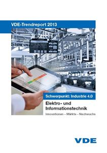 """Bild von VDE-Trendreport 2013 """"Elektro- und Informationstechnik"""" (Download)"""