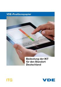 Bild von Bedeutung der IKT für den Standort Deutschland (Download)