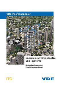 """Bild von VDE-Positionspapier """"Energieinformationsnetze und -systeme"""""""