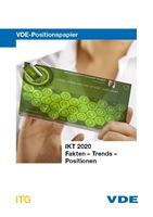 "Bild von VDE-Positionspapier ""IKT 2020"" (Download)"