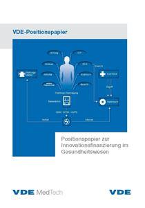 Bild von Positionspapier zur Innovationsfinanzierung im Gesundheitswesen