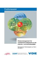 Bild von Risikomanagement für medizinische Netzwerke in der Intensiv- und Notfallmedizin (Download)