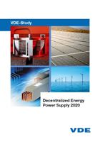 "Bild von VDE Study ""Decentralized Energy Supply 2020"" (Print)"