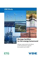 "Bild von VDE Study ""Storage facilities for the energy turnaround"" (Print)"