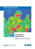 "Bild von VDE-Positionspapier ""Akzidentelle  Hypothermie"" (Download)"