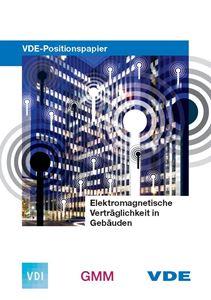 """Bild von VDE-Positionspapier """"Elektromagnetische  Verträglichkeit in  Gebäuden"""" (Download)"""