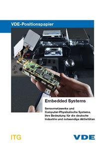 "Bild von VDE-Positionspapier ""Embedded Systems"" (Download)"