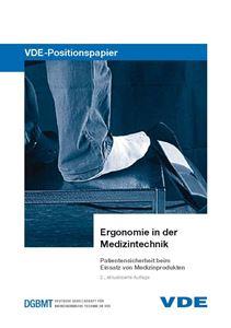 """Bild von VDE-Positionspapier """"Ergonomie in der Medizintechnik"""" (Download)"""