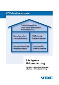 """Bild von VDE-Positionspapier """"Intelligente Heimvernetzung"""" (Download)"""