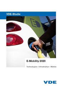 """Bild von VDE-Studie """"E-Mobility 2020"""" (Download)"""