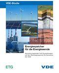 """Picture of VDE-Studie """"Energiespeicher für die Energiewende"""""""