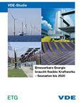 "Picture of VDE-Studie ""Erneuerbare Energie braucht flexible Kraftwerke - Szenarien bis 2020"""