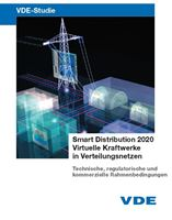 "Bild von VDE-Studie ""Smart Distribution 2020 - Virtuelle Kraftwerke in Verteilungsnetzen"" (Download)"