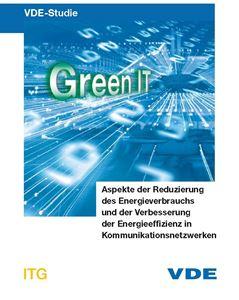 """Bild von VDE-Studie """"Green IT"""" (Download)"""