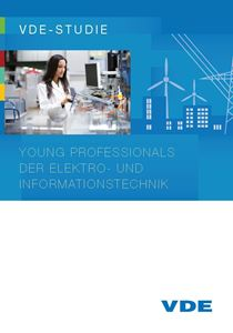 "Picture of VDE-Studie ""Young Professionals der Elektro- und Informationstechnik"" 2014 (Download)"