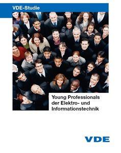 """Bild von VDE-Studie """"Young Professionals der Elektro- und Informationstechnik"""" 2013 (Download)"""
