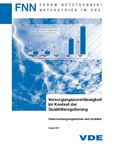 Picture of Versorgungszuverlässigkeit im Kontext der Qualitätsregulierung - Untersuchungsergebnisse und Ausblick (FNN-Hinweis, Download)