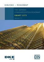 Bild von German Standardization Roadmap Smart City version 1.1 (Download)
