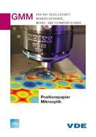 Bild von GMM-Positionspapier Mikrooptik (Print)