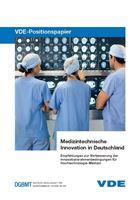 Bild von Medizintechnische Innovation in Deutschland (Print)
