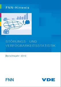 Bild von Störungs- und Verfügbarkeitsstatistik - Berichtsjahr 2013 (Download)