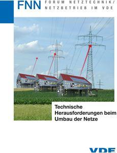 Bild von Technische Herausforderungen beim Umbau der Netze (FNN-Hinweis, Download)