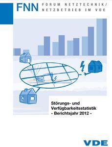 Bild von Störungs- und Verfügbarkeitsstatistik - Berichtsjahr 2012 (Download)