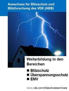 Bild von VDE geprüfte Blitzschutzfachkräfte (Download)
