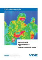 """Bild von VDE-Positionspapier """"Akzidentelle  Hypothermie"""" (Print)"""
