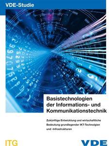 """Bild von VDE-Studie """"Basistechnologien der Informations- und Kommunikationstechnik"""" (Download)"""