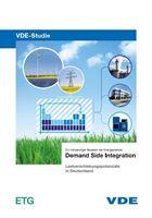 """Bild von VDE-Studie """"Demand Side Integration - Gesamttext (Print)"""