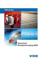 """Bild von VDE-Studie """"Dezentrale Energieversorgung 2020"""" (Print)"""