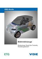 """Bild von VDE-Studie """"Elektrofahrzeuge"""" - Gesamttext (Print)"""