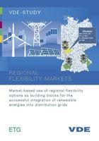 """Bild von VDE-Study """"Regional Flexibility Markets"""" (Print)"""