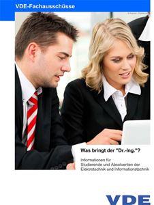 """Bild von Was bringt der """"Dr.-Ing.""""? (Download)"""