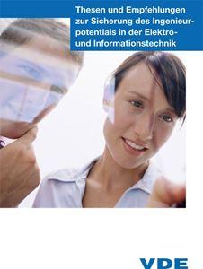 Bild von Thesen und Empfehlungen zur Sicherung des Ingenieurpotentials in der Elektro- und Informationstechnik (Download)