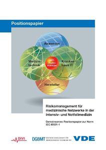 Bild von Risikomanagement für medizinische Netzwerke in der Intensiv- und Notfallmedizin