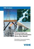 Bild von Effizienzsteigerung durch Spartenintegration Strom, Gas, Wasser – Potentiale, Voraussetzungen, Umsetzungsbeispiele (Download)