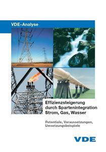 Bild von Effizienzsteigerung durch Spartenintegration Strom, Gas, Wasser – Potentiale, Voraussetzungen, Umsetzungsbeispiele