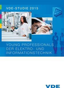 """Bild von VDE-Studie """"Young Professionals der Elektro- und Informationstechnik"""" 2015 (Download)"""