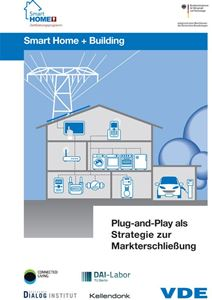 "Bild von VDE-Studie ""Smart Home + Building: Plug-and-Play als Strategie zur Markterschließung"" (Download)"